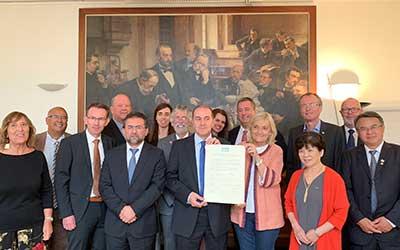 Acuerdo Euchems, sociedades químicas y ONU