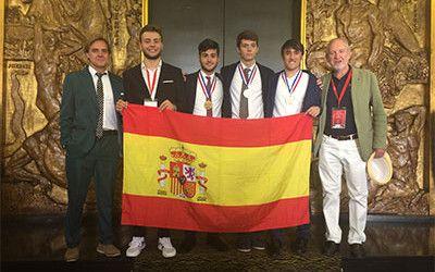 Medallistas Españoles ICHO 2019