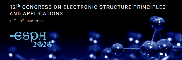12th Congress on Electronic Structure Principles and Applications