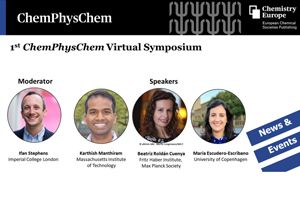 1st ChemPhysChem Virtual Symposium on CO2 Reduction
