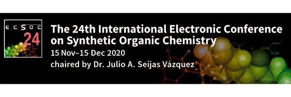 24th International Electronic Conference on Synthetic Organic Chemistry